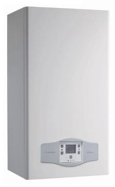 Ariston EGIS NOx 28 FF  de 30,1 Kw.con barra de conexiones y kit de evac. (caldera GN mural estanca de bajo nox clase 5 mixta)