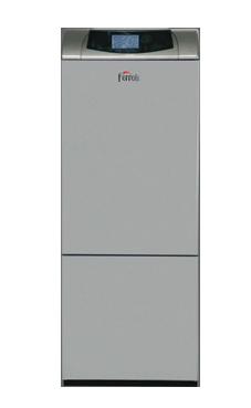 Ferroli ATLAS D32 CONDENS K130 UNIT de pie de 32 Kw. mixta kit combustión estanca opcional (caldera para gasoil estanca condensación)