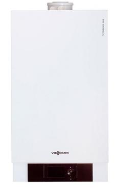 Viessmann VITODENS 200-W WB2C de 35 KW  con Vitotronic 100 modelo HC1B  y kit extrac. (caldera GN mural estanca mixta de condensación)