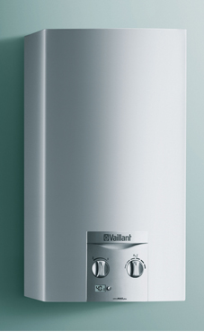 Vaillant Atmomag exclusiv 11 XI B (calentador de gas but. / prop. de tiro natural)